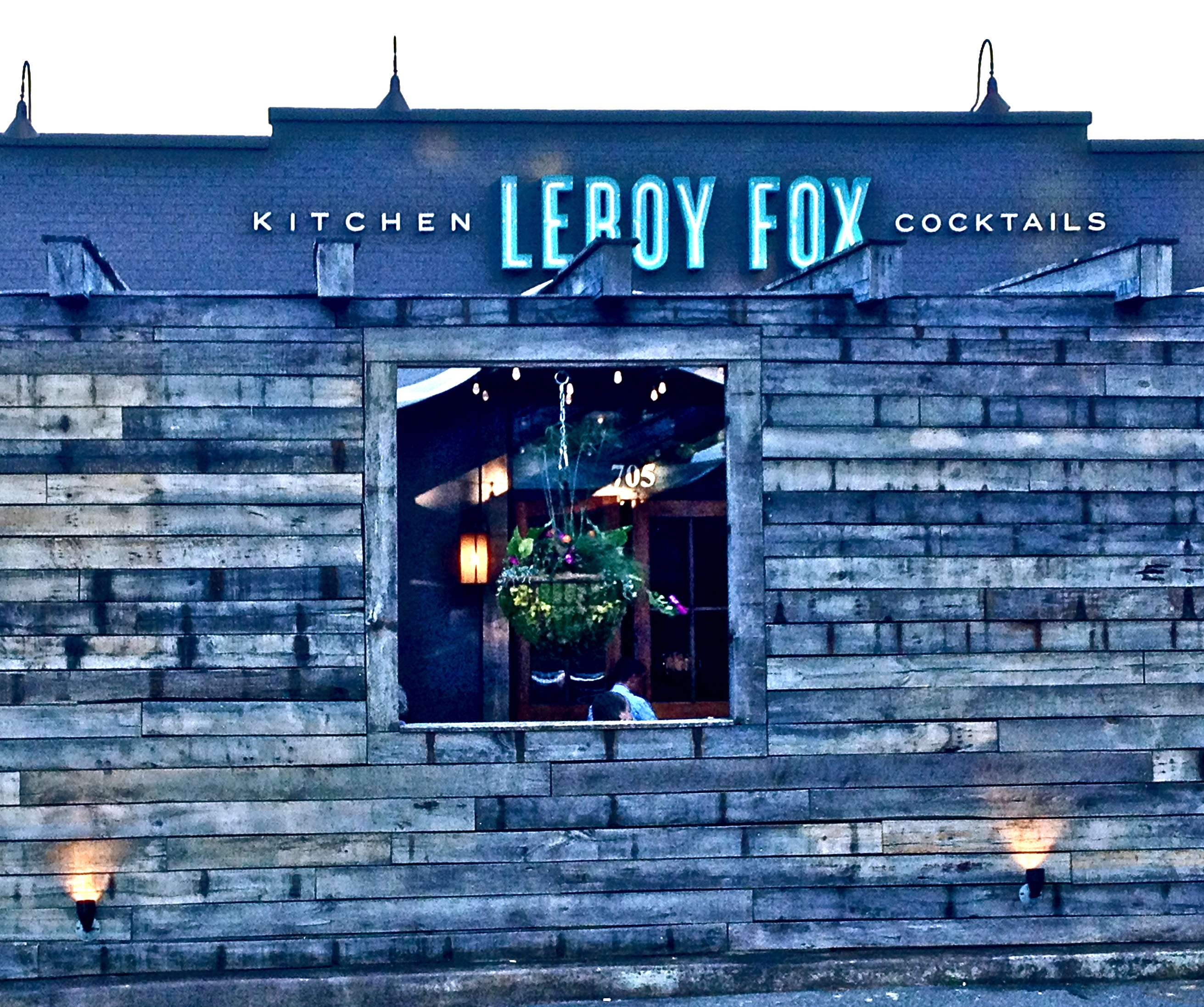 leroy fox | off the eaten path charlotte