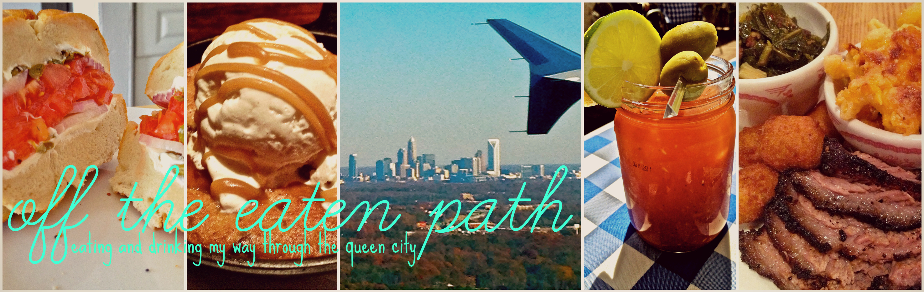 Off The Eaten Path: Charlotte Food and Restaurant Reviews